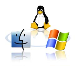 Mac, Linux and Windows